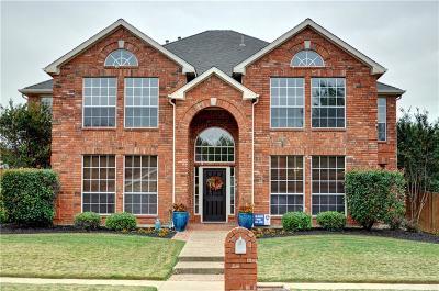 Keller Single Family Home For Sale: 1504 Hunter Court