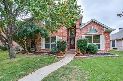 Lewisville Single Family Home Active Option Contract: 1133 Kelly Lane
