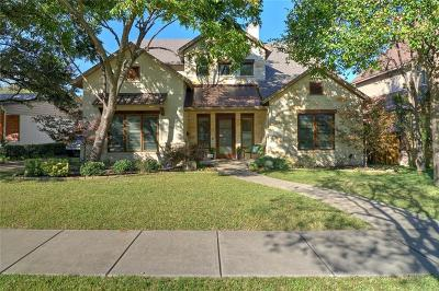 Single Family Home Active Option Contract: 6281 McCommas Boulevard