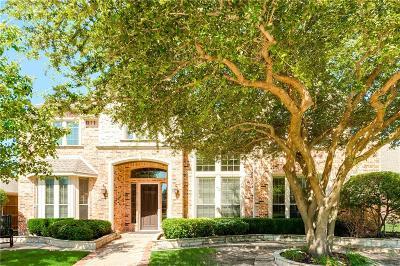 Allen Single Family Home For Sale: 2127 Estes Park Drive