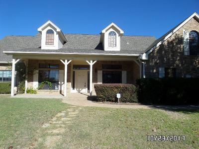 Weatherford Single Family Home Active Option Contract: 3533 Cliff View Loop