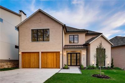 Dallas Single Family Home For Sale: 1806 Loving Avenue