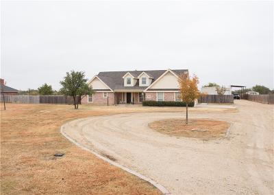 Abilene Single Family Home Active Kick Out: 150 Parker Drive