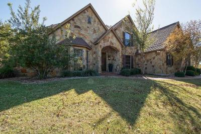 Weatherford Single Family Home For Sale: 3408 Brush Creek