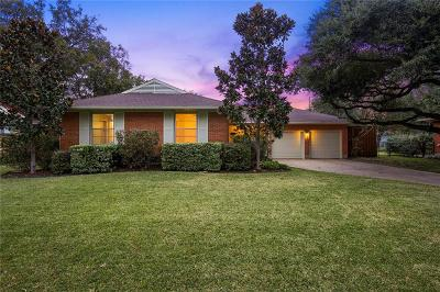 Single Family Home Active Option Contract: 8909 Lockhaven Drive