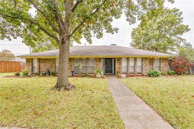 Richardson Single Family Home For Sale: 463 Stillmeadow Drive