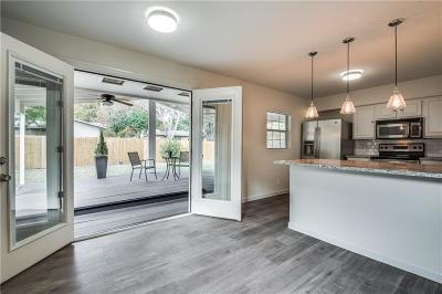 Richardson Single Family Home For Sale: 810 Kingswood Avenue