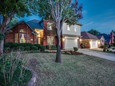 Flower Mound Single Family Home For Sale: 4608 Sandera Lane