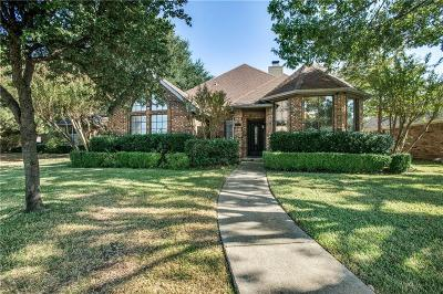 Dallas County, Denton County Single Family Home Active Option Contract: 3638 Amanda Circle