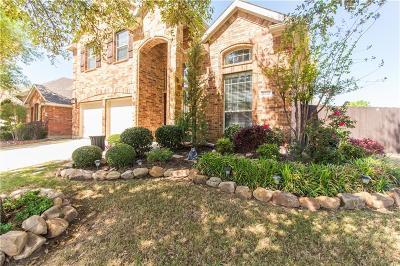 Grand Prairie Single Family Home For Sale: 2512 Pinnacle Point Drive