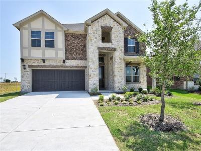 Prosper Single Family Home For Sale: 2491 Canary Grass Lane