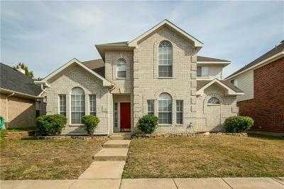 The Colony TX Single Family Home For Sale: $314,900