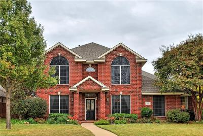 Allen Single Family Home For Sale: 1120 Shadetree Lane