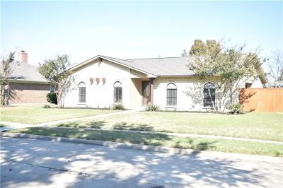 Single Family Home For Sale: 1607 Meadowgate Drive