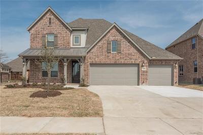Prosper Single Family Home For Sale: 2880 Eastminster Drive