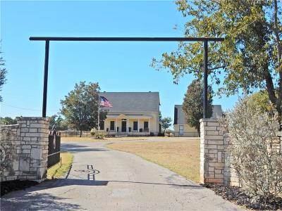 Weatherford Single Family Home For Sale: 5032 Fm 1189