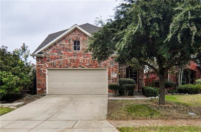 McKinney Single Family Home For Sale: 10140 Coolidge Drive