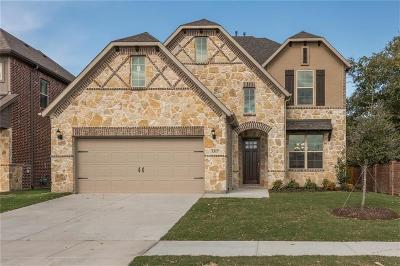 Garland Single Family Home For Sale: 3317 Rough Creek Drive