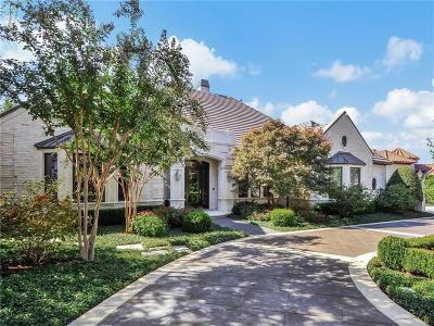 Fort Worth Single Family Home For Sale: 6809 Saint Andrews Court
