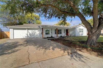 North Richland Hills Single Family Home For Sale: 7005 Corona Drive