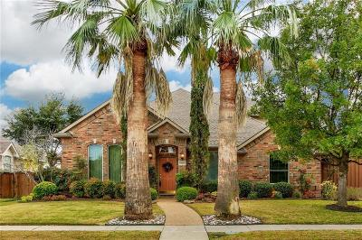 Frisco Single Family Home For Sale: 10613 Sweetwater Drive