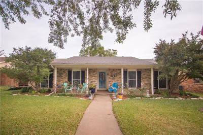 The Colony Single Family Home For Sale: 5141 Pruitt Drive