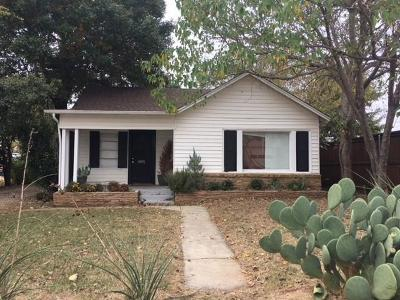 Lake Worth Single Family Home For Sale: 4005 Merrett Drive