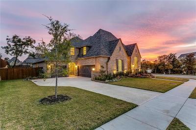 Flower Mound Single Family Home For Sale: 3800 Longchamp Lane