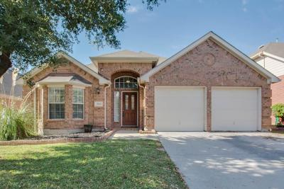 Fort Worth Single Family Home For Sale: 9133 Peace Street