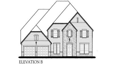 The Colony Single Family Home For Sale: 7720 Ivey