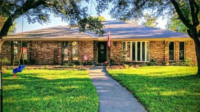 Plano Single Family Home Active Option Contract: 2933 Knollwood Drive