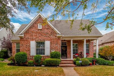 North Richland Hills Single Family Home Active Option Contract: 8617 Beetle Nut Lane