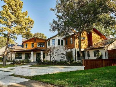 Dallas Single Family Home For Sale: 6838 Velasco Avenue