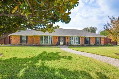 Single Family Home For Sale: 7132 Roundrock Road