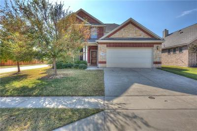 Fort Worth Single Family Home For Sale: 1360 Elkford Lane