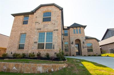 Burleson Single Family Home For Sale: 1217 Yosemite Way