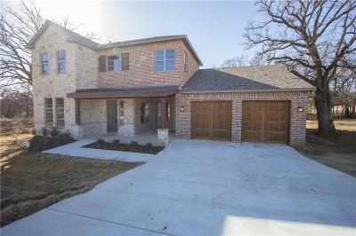 Hickory Creek Single Family Home For Sale: 105 Noble Oak Court