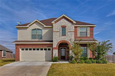 Arlington Single Family Home For Sale: 727 Sendero Drive