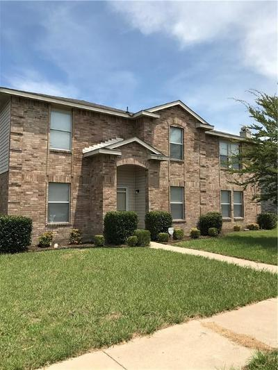 Rockwall Single Family Home Active Option Contract: 1536 Melrose Lane