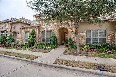 Mckinney Townhouse For Sale: 5204 Fort Buckner Drive