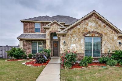 Wylie Single Family Home For Sale: 1811 Watermark