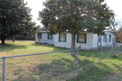 Weatherford Single Family Home For Sale: 216 Pioneer Trail