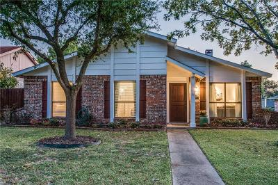 Single Family Home For Sale: 10818 Hayfield Drive