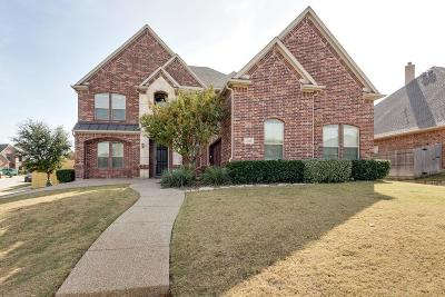 Fort Worth Single Family Home For Sale: 2528 Trailhead Drive