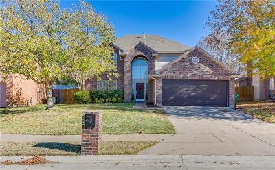Lewisville Single Family Home For Sale: 2005 Choctaw Ridge Drive