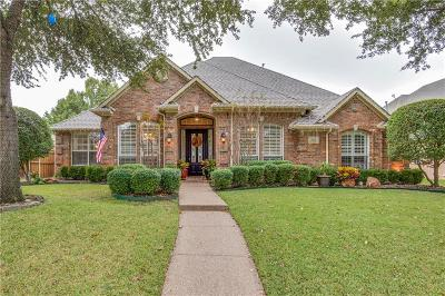 Plano Single Family Home Active Option Contract: 3613 Eisenhower Lane