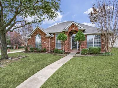 Frisco Single Family Home For Sale: 12001 Woodland Way