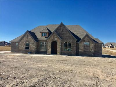 Aledo Single Family Home For Sale: 300 Bear Country Drive