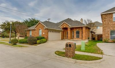 McKinney Single Family Home Active Option Contract: 4101 Rancho Del Norte Trail