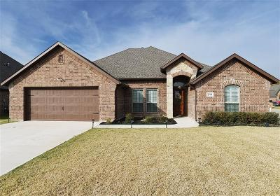 Single Family Home Active Option Contract: 2501 Wichita Trail
